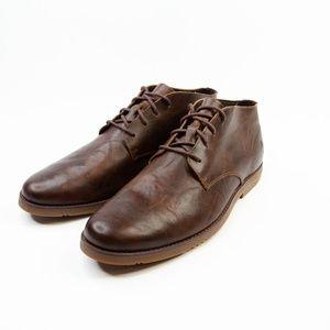 Timberland Men Yorkdale Chukka Brown Leather Boot